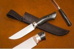 Нож быстрорез из стали К390 №2