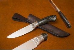 Нож быстрорез из стали К390 №3