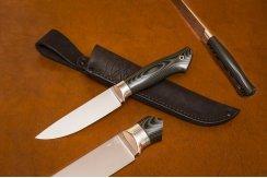 Нож быстрорез из стали К390 №4