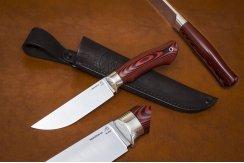 Нож VANCRON 40 №2 G-10 красный