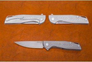 Складной нож Сигма-1 S125V