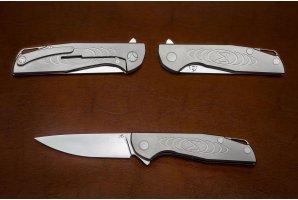 Складной нож Сигма-1-М390