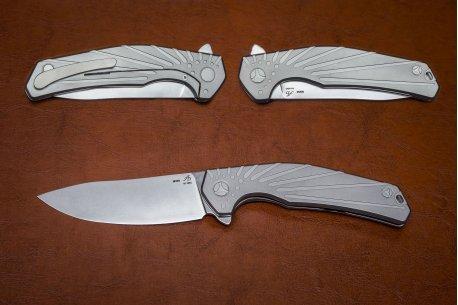Складной нож M390 №7