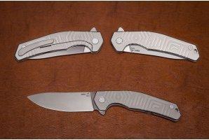 Складной нож S90V №7