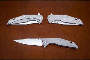 Складной нож Дельта М390 №5