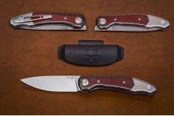 Складной нож S125V №12